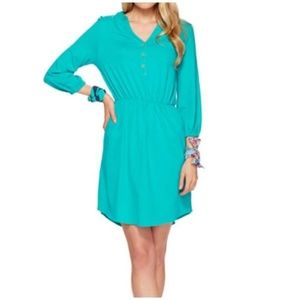 Lilly Pulitzer shirt dress